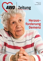 Cover AWOZeitung 02/2014